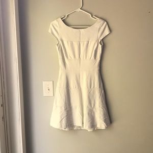 Banana Republic White Dress